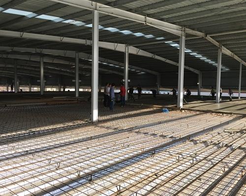 钢结构施工公司