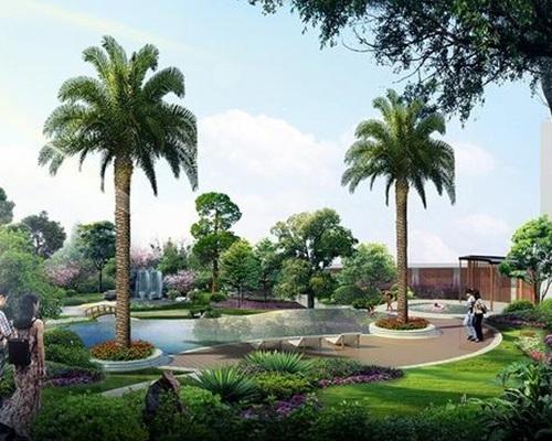 景观园林设计施工